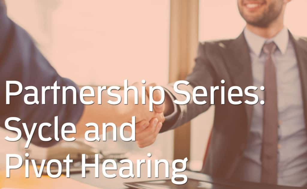 Sycle Partnership with Pivot Hearing